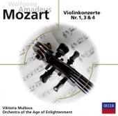 Mozart: Violinkonzerte 1,3,4 von Viktoria Mullova