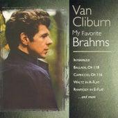 My Favorite Brahms by Van Cliburn