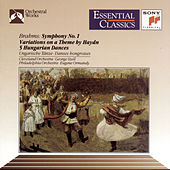 Brahms: Symphony No. 1; Variations on a Theme by Haydn; Five Hungarian Dances by Various Artists