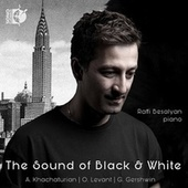 The Sound of Black and White by Raffi Besalyan