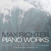 Max Richter: Piano Works by Alessandro Simonetto