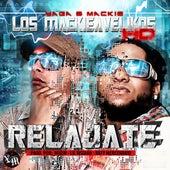 Relajate - Single by Yaga Y Mackie