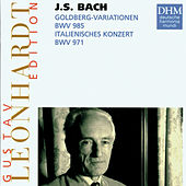 Leonhardt Edition Vol.5 - J.S. Bach: Golberg Variations by Gustav Leonhardt
