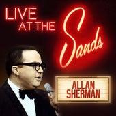 Allan Sherman Live at the Sands in Las Vegas de Allan Sherman