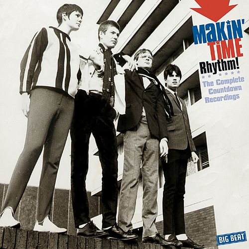 Rhythm! The Complete Countdown Recordings by Makin' Time
