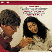 Mozart: Piano Concertos Nos. 20 & 21 von Mitsuko Uchida
