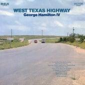 West Texas Highway by George Hamilton IV