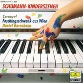 Schumann: Kinderszenen op.15 / Faschingsschwank op.26 / Carnaval op.9 de Daniel Barenboim