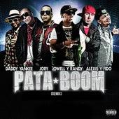Pata Boom (Remix) by Daddy Yankee, Wisin & Yandel