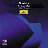 Stravinsky: Les Noces; Mass by English Bach Festival Percussion Ensemble
