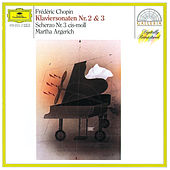 Chopin: Piano Sonatas Nos.2 & 3 by Martha Argerich
