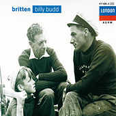 Britten: Billy Budd/The Holy Sonnets of John Donne etc. by Sir Peter Pears