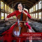 Bach, Reger & Elgar von Milada Gajdova