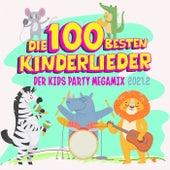 Die 100 Besten Kinderlieder : Der Kids Party Megamix 2021.2 by Various Artists