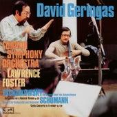 Schumann: Cello Concerto & Tchaikovsky: Rococo Variations by David Geringas