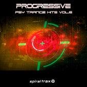 Progressive Psy Trance Hits, Vol. 6 (Dj Mixed) by Dr. Spook