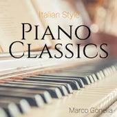 Italian Style Piano Classics de Marco Gonella