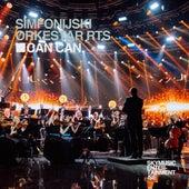 Can Can de Simfonijski orkestar RTS