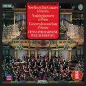 New Year's Day Concert In Vienna by Wiener Philharmoniker