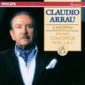 Chopin: Piano Concertos Nos. 1 & 2 von Claudio Arrau