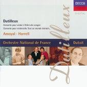 Dutilleux: Violin Concerto; Cello Concerto de Pierre Amoyal