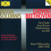 Beethoven: Missa Solemnis by Cheryl Studer