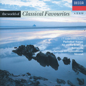 The World of Classical Favourites by Vladimir Ashkenazy
