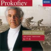 Prokofiev: Piano Sonatas Nos. 6, 7 & 8 de Vladimir Ashkenazy