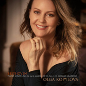 Piano Sonata No. 16 in G Major, Op. 31, No. 1: II. Adagio grazioso de Olga Kopylova