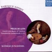 Europäische Lautenmusik Vol. 1 de Konrad Junghänel