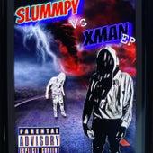 Slummpy Vs Xman by Slummpyxd