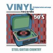 Steel Guitar Country de Various Artists