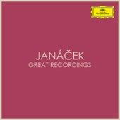 Janáček - Great Recordings von Leoš Janáček