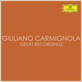 Giuliano Carmignola - Great Recordings by Giuliano Carmignola