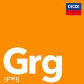 Grieg by Jens Harald Bratlie