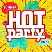 HOT PARTY SUMMER 2021 de Various Artists