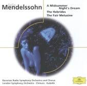 Mendelssohn: A Midsummer Night's Dream, The Hebrides de Edith Mathis