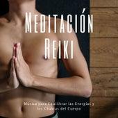 Meditación Reiki: Música para Equilibrar las Energías y los Chakras del Cuerpo by Reiki