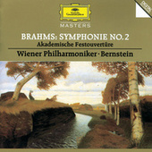 Brahms: Symphony No.2 In D Major, Op. 73 by Wiener Philharmoniker