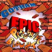 Epic Percussive Blowout by Emanuel Kallins