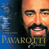 The Pavarotti Edition, Vol.3: Verdi de Luciano Pavarotti