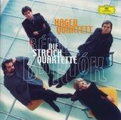 Bartók: The String Quartets by Hagen Quartett