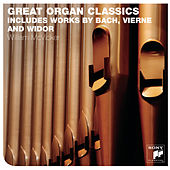 Great Organ Classics by William McVicker