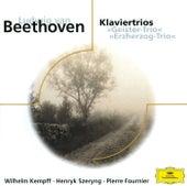 Beethoven: Klaviertrios von Wilhelm Kempff