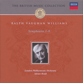 Vaughan Williams: Complete Symphonies by London Philharmonic Orchestra