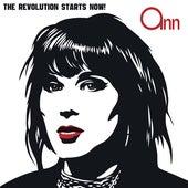 The Revolution Starts Now by Ann Wilson