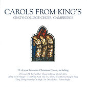 Carols from King's de Choir of King's College, Cambridge