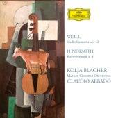 Weil & Hindemith di Claudio Abbado