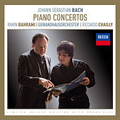 Piano Concertos Deluxe Edition de Ramin Bahrami