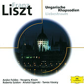 Liszt: Hungarian Rhapsodies - Liebestraum von Various Artists
